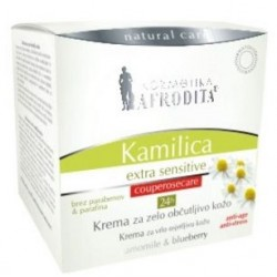 Afrodita Camomile Extra Sensitive 24h Cream