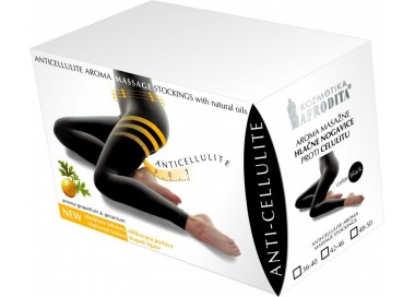 Afrodita Anticellulite Aroma Massage Stockings