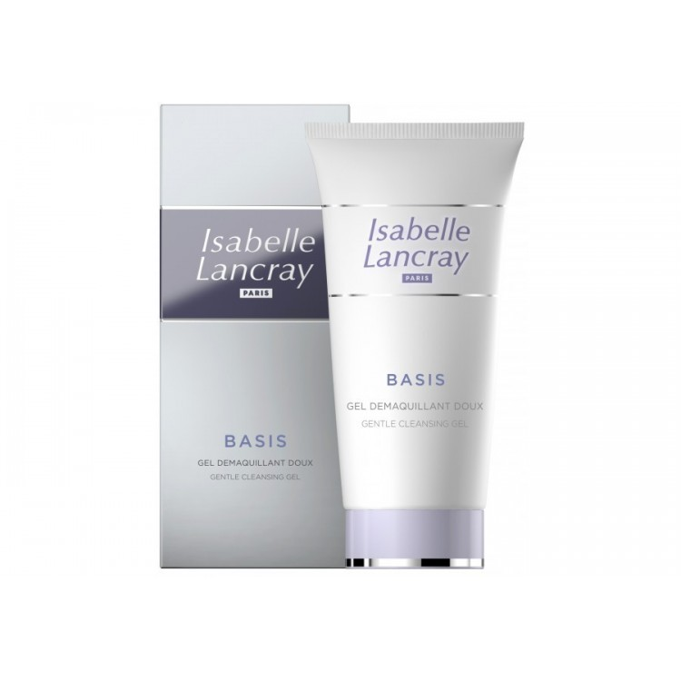 Isabelle Lancray Basis Gel Demaquillant Doux Visage Yeux