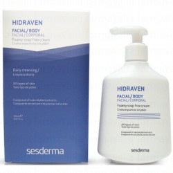 Sesderma Hidraven Foamy Soap Free Cream