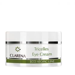 Clarena Atopic krem pod oczy z 3 rodzajami komórek macierzystych