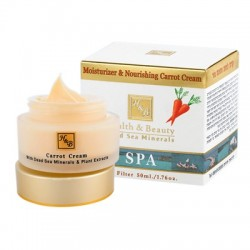Health&Beauty Moisturizer and Nourishing Carrot Cream