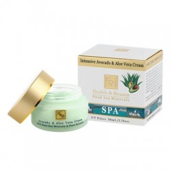 Health&Beauty Intensive Avocado and Aloe Vera Cream