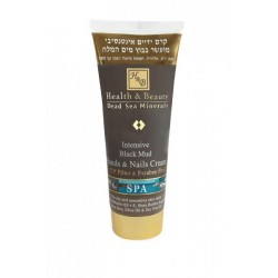 Health&Beauty Intensive Black Mud Hands And Nail Cream