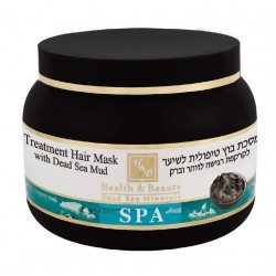 Health&Beauty Treatment Hair Mask With Dead Sea Mud