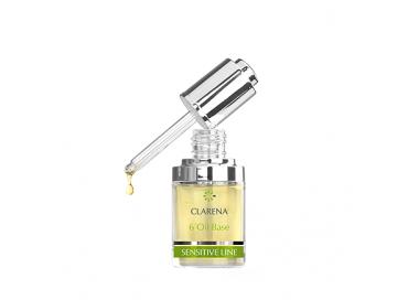 Clarena Sensitive elixir z 6 olejkami