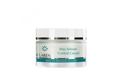Clarena Max Dermasebum Max Sebum Control Cream
