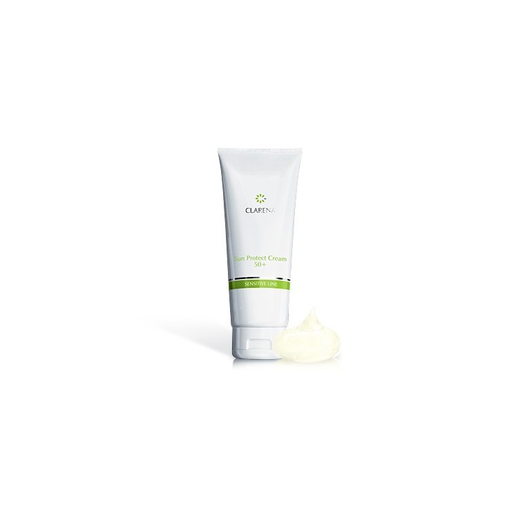 Clarena Sensitive Sun Protect Cream 50+