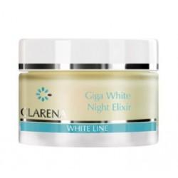 Clarena White eliksir wybielający na noc