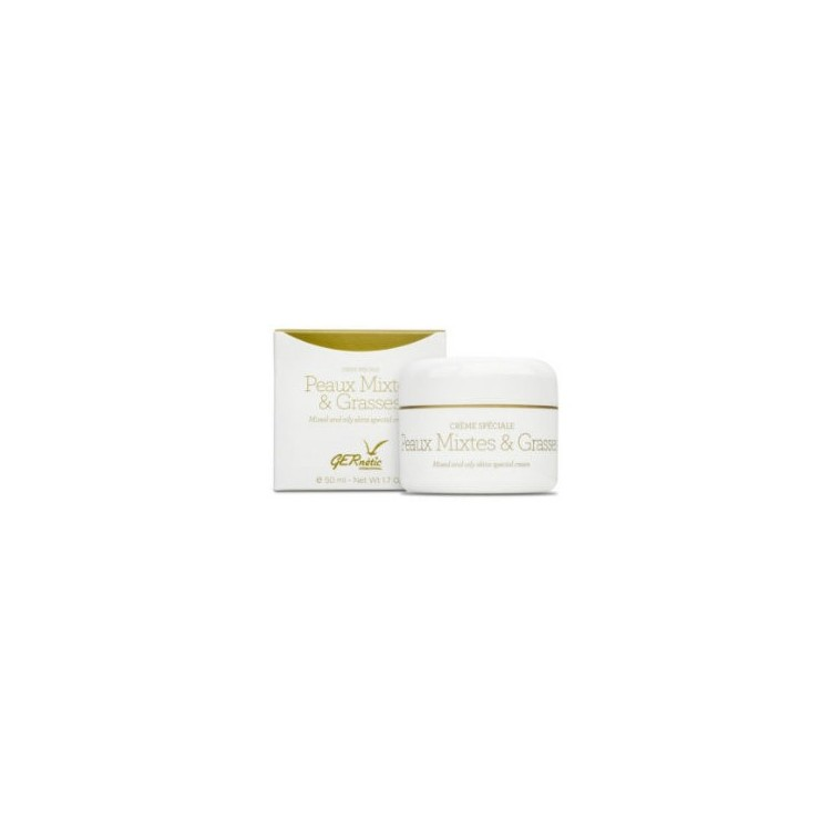Gernetic Mixed And Oily Skin Cream