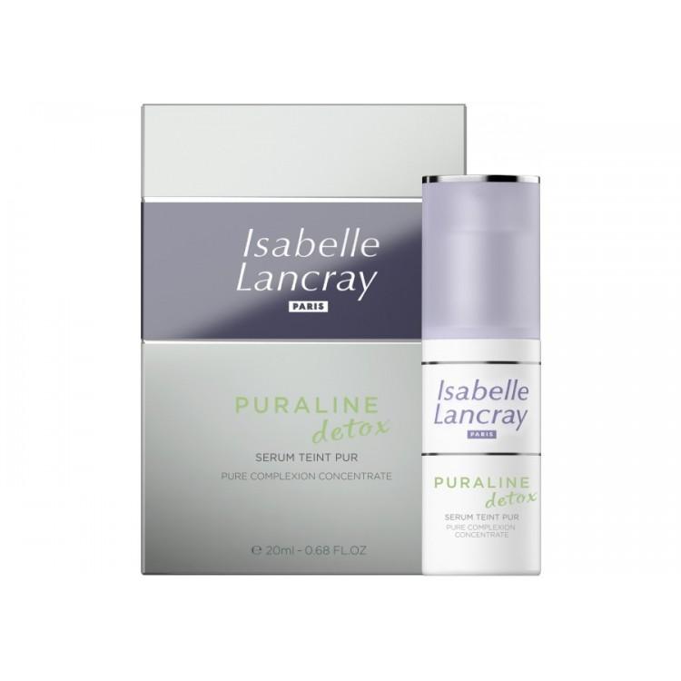 Isabelle Lancray Puraline Detox Serum Teint Pur