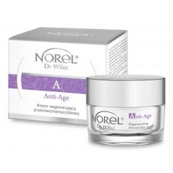 Norel Anti-age krem regenerująco-przeciwzmarszczkowy