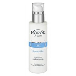 Norel Hyaluron Plus hialuronowe mleczko oczyszczjące
