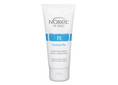 Norel Hyaluron Plus maska hialuronowa aktywnie nawilżająca