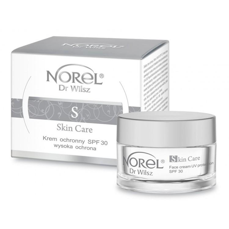 Norel Skin Care krem półtłusty, ochronny SPF30