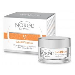 Norel MultiVitamin energizująco-odżywczy krem witaminowy