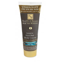 Health&Beauty Intensive Black Mud Body Cream