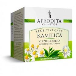 Afrodita Camomile Moisturizing Cream