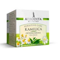 Afrodita Camomile Eye Cream