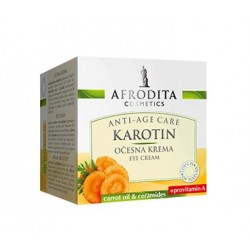 Afrodita Karotin Eye Cream