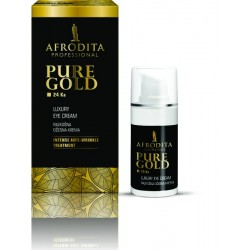 Afrodita Gold 24 Ka Luxury Eye Cream