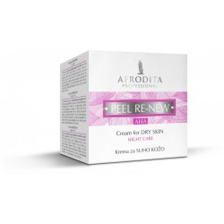 Afrodita AHA Peel Re-New Dry Skin Night Cream