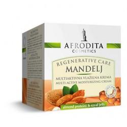 Afrodita Almond Multiactive Moisturizing Cream