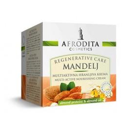 Afrodita Almond Multiactive Nourishing Cream