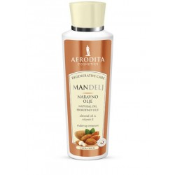Afrodita Almond Natural Oil Make-up Remover