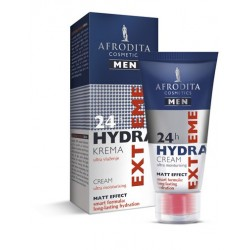 Afrodita Men 24h Hydra Extreme Cream Matt Effect