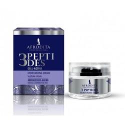Afrodita 3 Peptides Moisturizing Cream