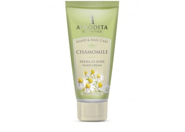 Afrodita Hand And Nail Protecting Chamomile Cream