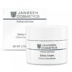 Janssen All Skin Needs Detox Cream