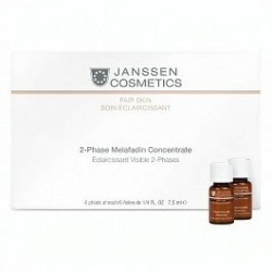 Janssen Fair Skin 2-Phase Melafadin Concentrate