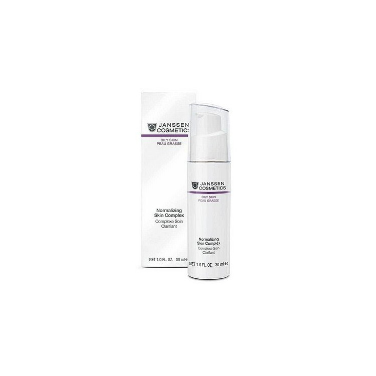 Janssen Oily Skin Normalizing Skin Complex
