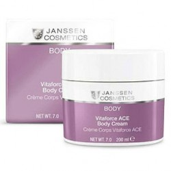 Janssen Body Vitaforce ACE Body Cream