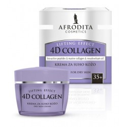 Afrodita Collagen 4D Dry Skin Cream