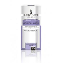 Afrodita Collagen 4D Moisturising Serum