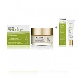 Sesderma Zestaw Factor G Cream + Eye Contour Gel