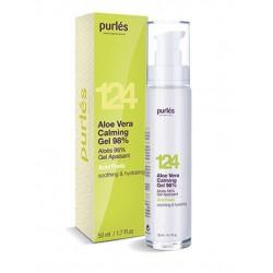 Purles Acid Peels 124 Aloe Vera Calming Gel 98%