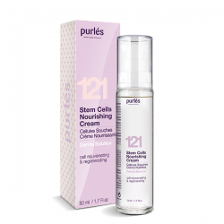 Purles Derma Solution 121 Stem Cells Nourishing Cream