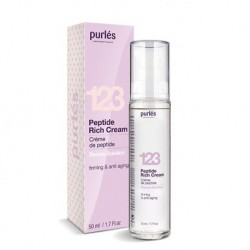 Purles Derma Solution 123 Peptide Rich Cream
