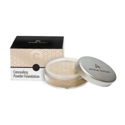 Anna Lotan Concealing Powder Foundation SPF17 Mineral Make-up