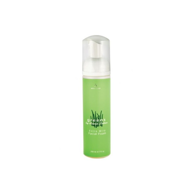Anna Lotan Greens Extra Mild Facial Foam