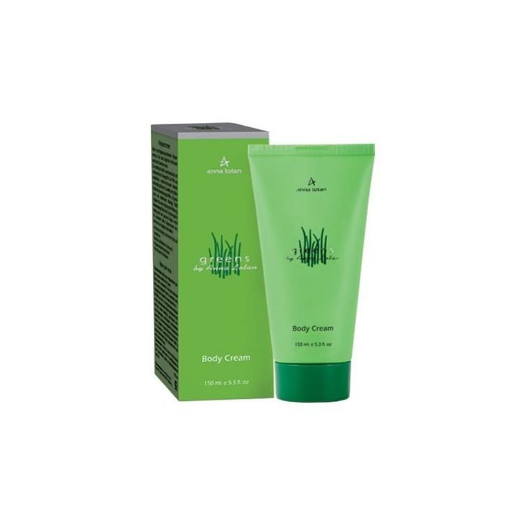 Anna Lotan Greens Body Cream