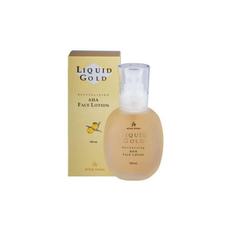 Anna Lotan Liquid Gold AHA Face Lotion