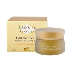 Anna Lotan Liquid Gold Greeno-Gold Wrinkle Relaxing Balm