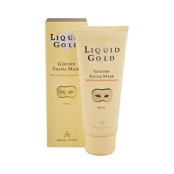 Anna Lotan Liquid Gold Golden Facial Mask