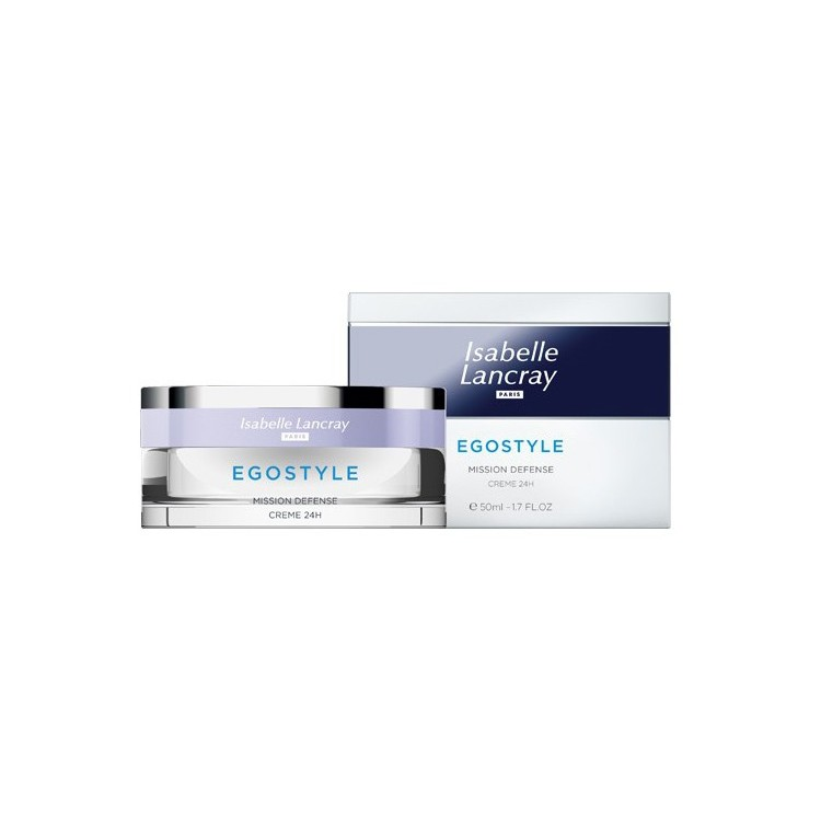 Isabelle Lancray Egostyle Creme 24h Mission Defense