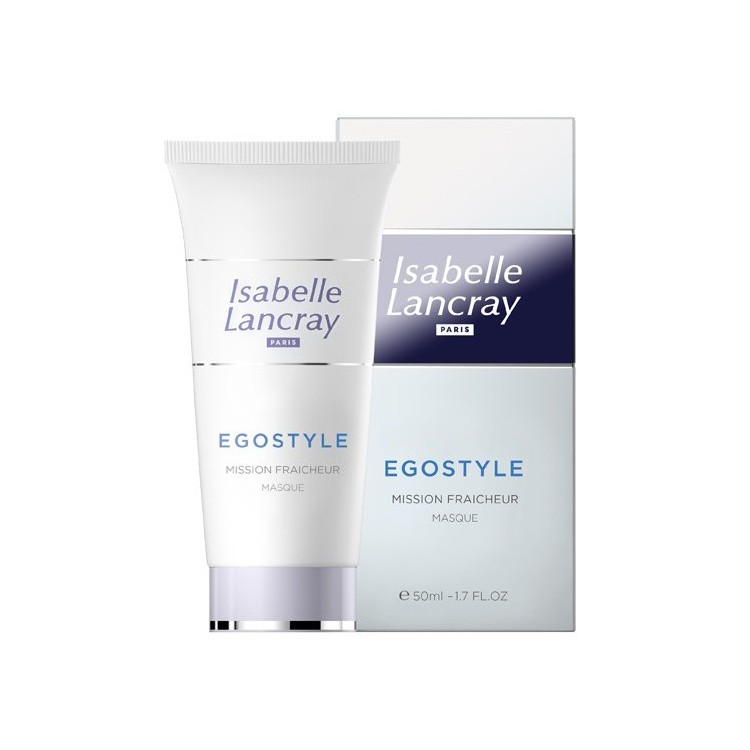 Isabelle Lancray Egostyle Masque Mission Fraicheur